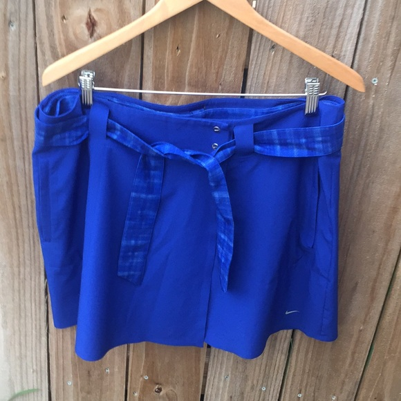 Nike Golf Skirt and Shorts 3 in One size 12